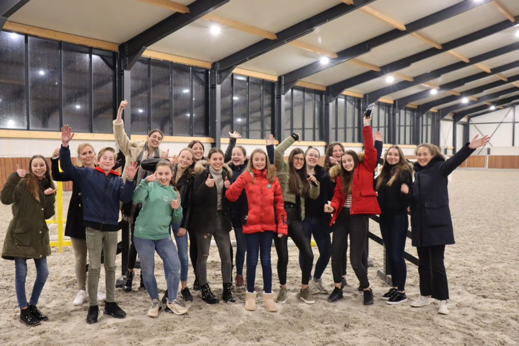 KNHS Limburg talent boost marketing avond